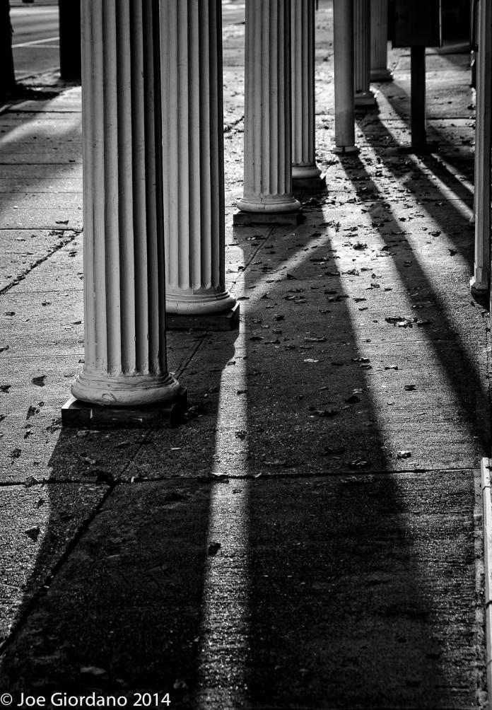 ColumnsShadows