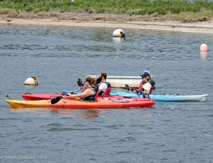 KayakSix